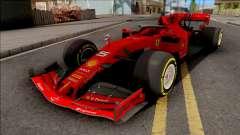 F1 Ferrari 2019