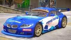 BMW Z4 Toyo Tires Edition pour GTA 4