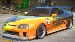 Toyota Supra V2 PJ2 pour GTA 4