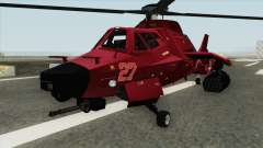 RF1 Akula (GTA V) pour GTA San Andreas