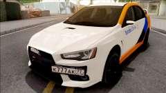 Mitsubishi Lancer Evolution 10 Yandex Drive