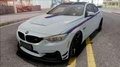 BMW M4 F82 DTM Champion Edition pour GTA San Andreas