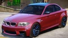BMW M1 E82 V1.1 pour GTA 4