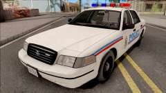 Ford Crown Victoria 1999 SA State Police