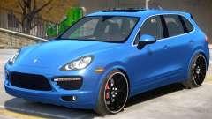 Porsche Cayenne SR