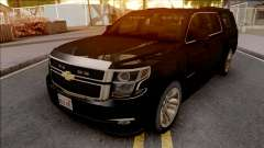 Chevrolet Suburban LTZ 2015