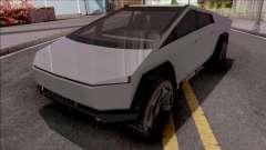 Tesla Cybertruck pour GTA San Andreas