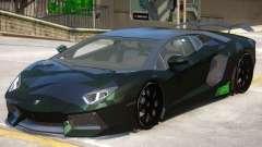 Lamborghini LP760 4 Camo