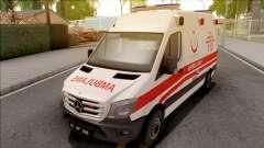 Mercedes-Benz Sprinter 2017 Turkish Ambulance