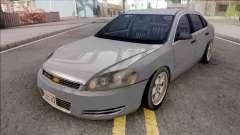 Chevrolet Impala 2007 Lowpoly pour GTA San Andreas