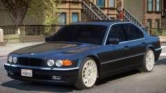 1998 BMW 740I pour GTA 4