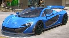 McLaren P1 Upd