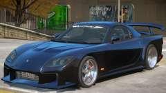Mazda RX-7 V1.2 pour GTA 4