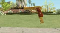 Hawk And Little Pistol GTA V (Luxury) V3 pour GTA San Andreas
