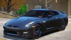 Nissan GTR V2 pour GTA 4