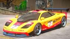McLaren F1 V1 PJ3 pour GTA 4