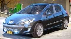 Peugeot 308 R4