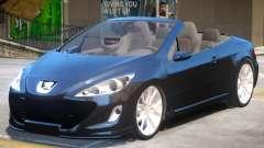Peugeot 308 Cabrio pour GTA 4