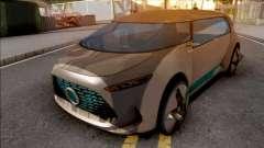 Mercedes-Benz Vision Tokyo Concept 2015 pour GTA San Andreas