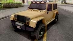 GTA V Canis Mesa Grande SA Style für GTA San Andreas