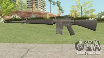 Assault Rifle (M16A1) pour GTA San Andreas