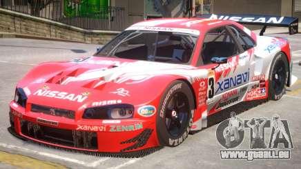 Nissan Skyline GTC PJ1 pour GTA 4