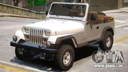 Jeep Wrangler V2 für GTA 4