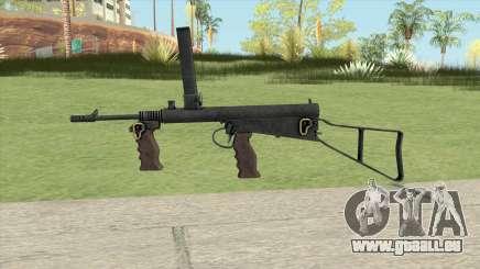 Owen SMG (Day Of Infamy) für GTA San Andreas