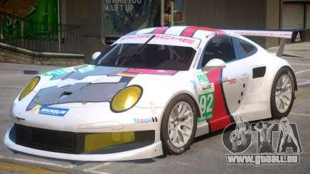 Porsche 911 RSR pour GTA 4