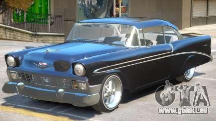 1956 Chevrolet Bel Air pour GTA 4