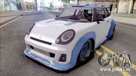 GTA V Weeny Issi Sport pour GTA San Andreas