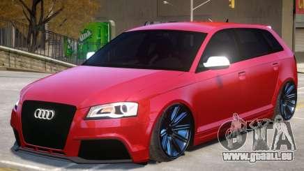 Audi RS3 Sportback V1 pour GTA 4