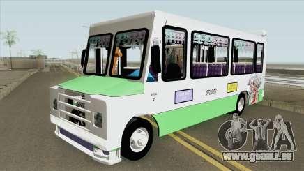 Dodge Drisa (Microbus) pour GTA San Andreas
