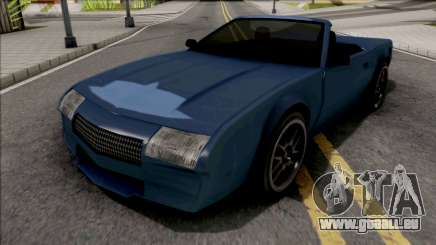 FlatOut Splitter Cabrio v2 für GTA San Andreas