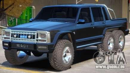 Jeep Carver V2 für GTA 4