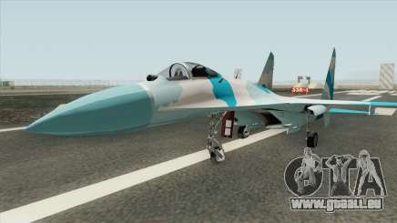 Sukhoi SU-27 (Flanker) für GTA San Andreas