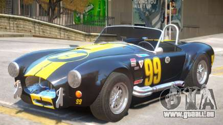 AC Cobra V1 PJ1 pour GTA 4
