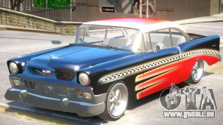 1956 Chevrolet Bel Air PJ pour GTA 4