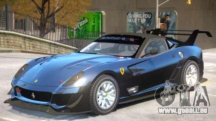 Ferrari 599 V1 pour GTA 4