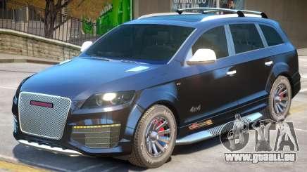 Audi Q7 V1 pour GTA 4