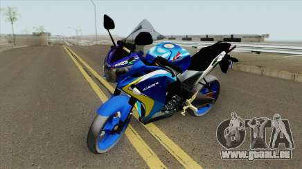 Honda CBR 150R für GTA San Andreas