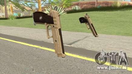 Hawk And Little Pistol GTA V (Army) V1 für GTA San Andreas