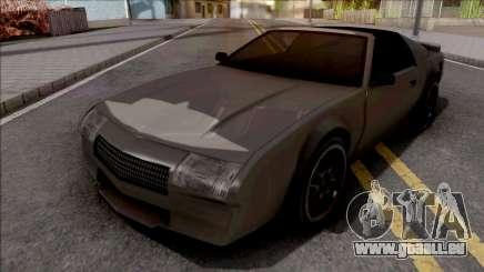 FlatOut Splitter Cabrio für GTA San Andreas