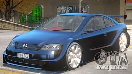 Opel Astra Tuning pour GTA 4