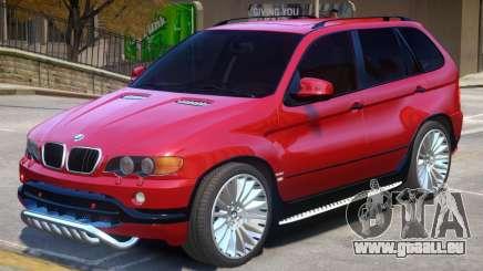 BMW X5 R1 für GTA 4