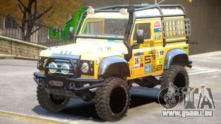 Land Rover Defender V2 für GTA 4