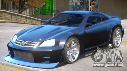 Benefactor Feltzer V1 pour GTA 4
