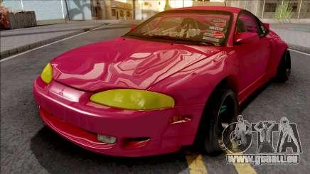 Mitsubishi Eclipse GSX 1995 CAMBERDUCK für GTA San Andreas