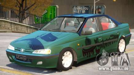 Peugeot Pars V1 PJ3 pour GTA 4
