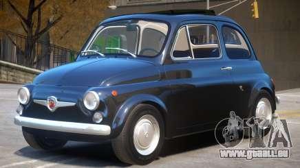 1968 Fiat Abarth für GTA 4